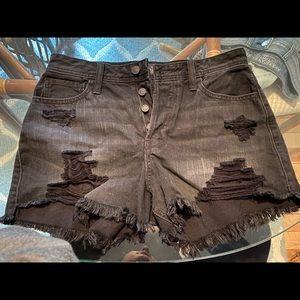 🎀✨*BRAND NEW* Hollister denim shorts